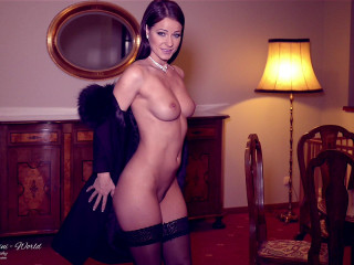 Melisa Mendini - Motel Spycam