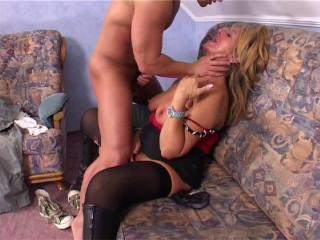 Hairy Mature Lady needs sex