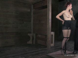 Whipped Bound and Boxed Ashley Lane HD