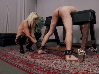 Cruel Punishments - Mistress Anette - The screaming never stops Part 1