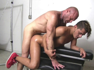 Hot Fucking of Chad Brock & Cesar Xes (1080p)