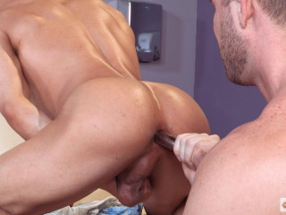Ass-fuck Specialist Loves Man gravy