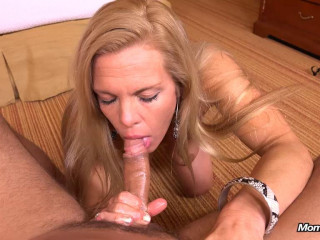 41 year old hot kinky mom's first porn
