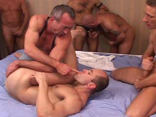 Dawson In Rough Group sex