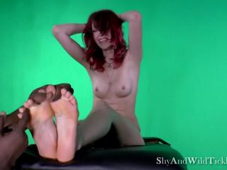 ShyAndWildTickling - Ticklish Sablique - Part 4