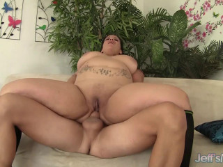 Chubby Milf Gets Fucked