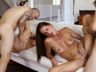 Cougar Orgy