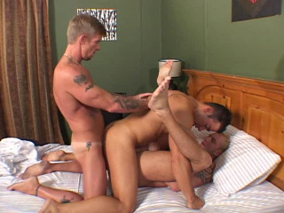 Good-sized Sausages in Cock-squeezing Booties (2005)