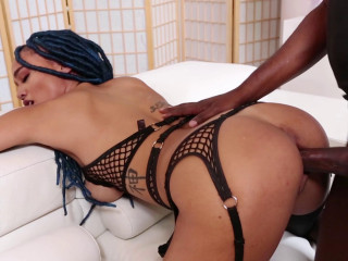 Julie Kay Likes Black Dick