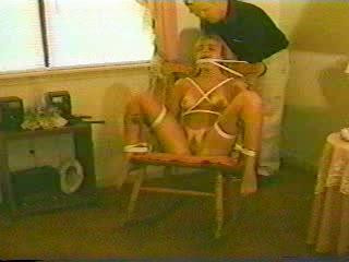 Devonshire Productions restrain bondage video 123