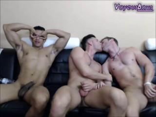 Dual Spunk Butt Have fun (Featuring Ken Ott)