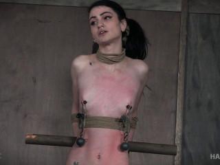 Neck Tied ,  Lydia Black , HD 720p