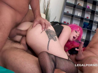 Moster DP Gangbang For Big Ass Babe Proxy Paige