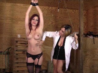 The Mad Scientist Terra Arrives And Meets Sarah