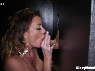 Ava Darling - First Gloryhole (2020)