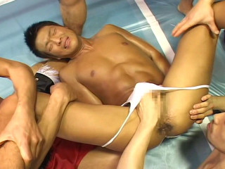 Fresh Sexual - Disciplining The Boxing Gym Stud