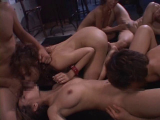 Shemale Fuck-a-thon Group sex Maria Ozawa