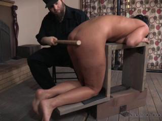 Hard weekend for hot slave