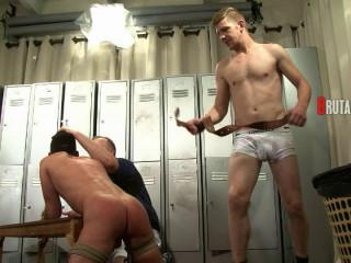 Brutal Tops - Session 334 - Tormentor Derek and Tormentor Edward