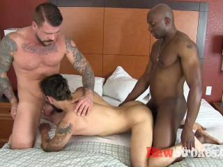 Champion Robinson, Draven Torres and Rocco Steele