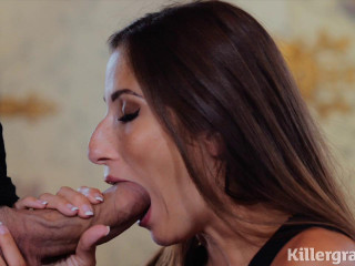 Clea Gaultier - Take The Big Cock HD 720p