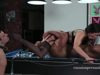 Miss Jasmine - Cuckie Meet Pool Fellow