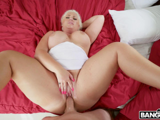Ashley Barbie - Maid With Huge Ass Gets Fucked (2018)