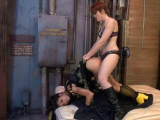 Yellow Jackets Nightmare feat. Lily Cade & Stephania Mafra - HD 720p