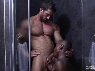 Larger Is Undoubtedly Better! (Christian Power, Tyson Tyler)