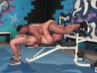 hh - Micah Brandt & Alex Mecum (The Trainer: No Excuses)