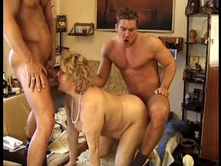 Emma Granny home perverse party