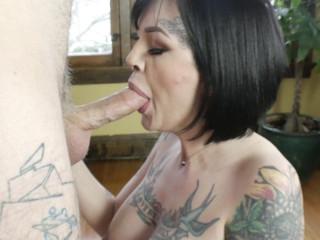 Good Cucks Suck Cock Lola Shows How