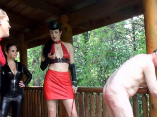 Caning Auction Bitch - HD 720p