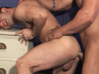 Hard Policeman Fucked Tight Young Ass