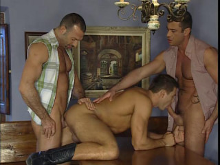 Horny Muscle Fuckers In Hot Orgies