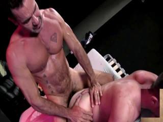 Antonio Biaggi vs. Lito Cruz - Bareback & Big Dicks Porn Mash Up