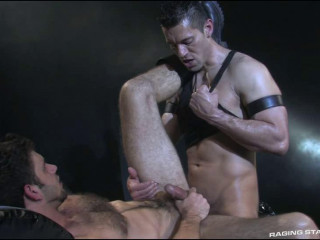 Raging Stallion - Heretic