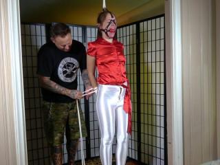 My Shiny Captive - Rachel Adams - Scene 1 - HD 720p