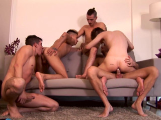 EuroMale - Twink Orgy