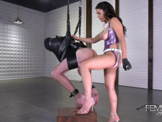 Beauty Valentina Nappi Destroyed Tight Slave