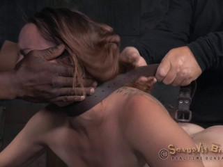 Bella Rossi - Rough Nailing and Violent Inhale