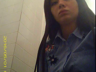Hidden Camera In The Student Toilet - Vol. 1 - Full HD 1080p