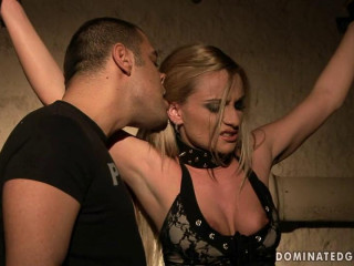 Domination of the Innocent Steffie - Extreme, Bondage, Caning