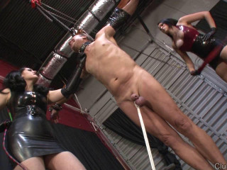 Shae Fatale and Alexis Mercy - The Tramp is Whipped - HD 720p