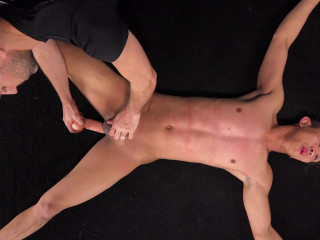 Spread-Eagled and Whipped - Levy Foxx - Full HD 1080p