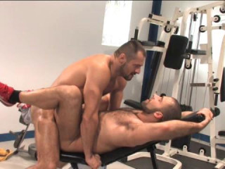 Arpad Miklos and Alex Corsi