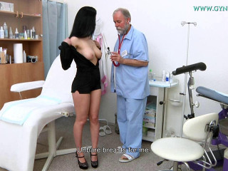 Nicole Enjoy - College-aged years female gyno exam