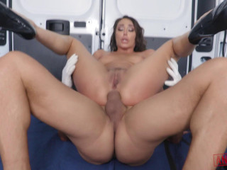 Christiana Cinn - Taken And Ass Fucked (2018)