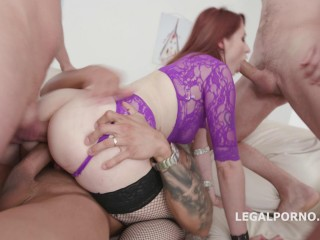 TAP For Anal Slut Violet Monroe