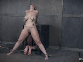 Nadia White - Two Nasty Ladies Nyssa and Nadia get tormented together